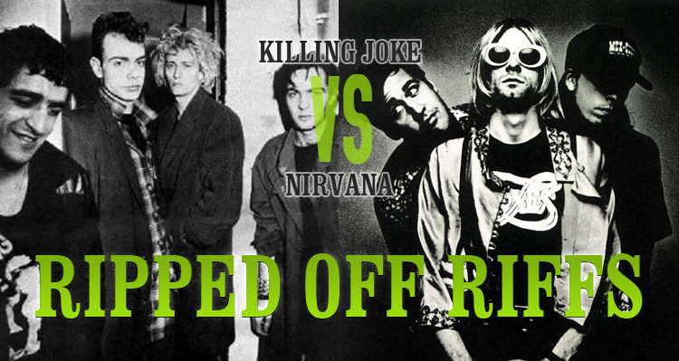 Killing Joke vs. Nirvana