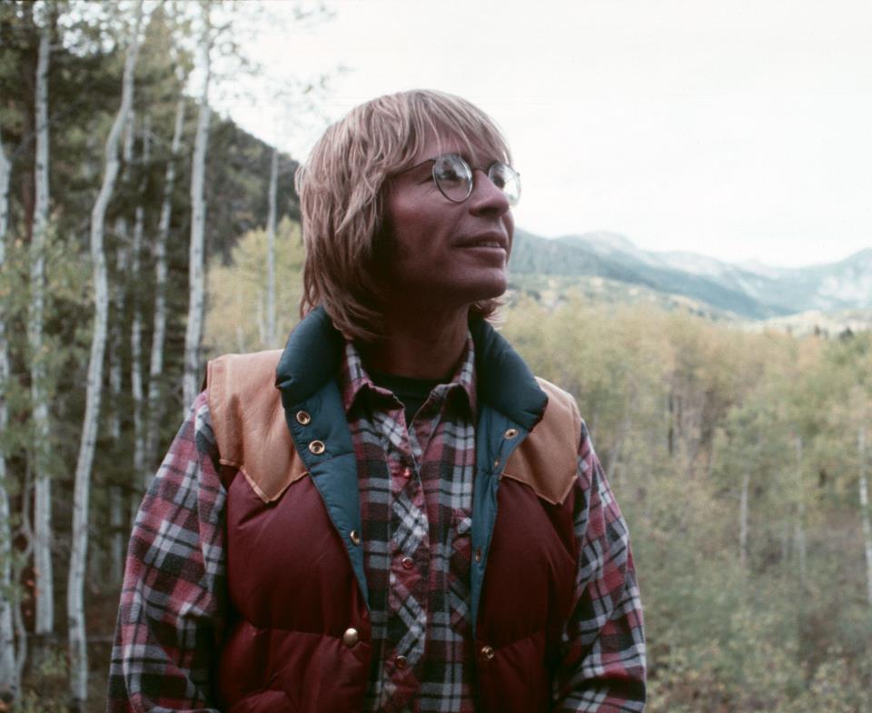 John Denver at home in the rockies. | Old Favorites | Pinterest
