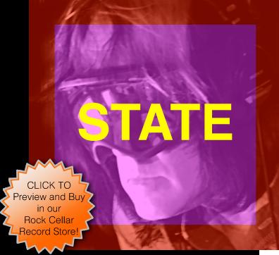 State Todd Rundgren Rock Cellar Store