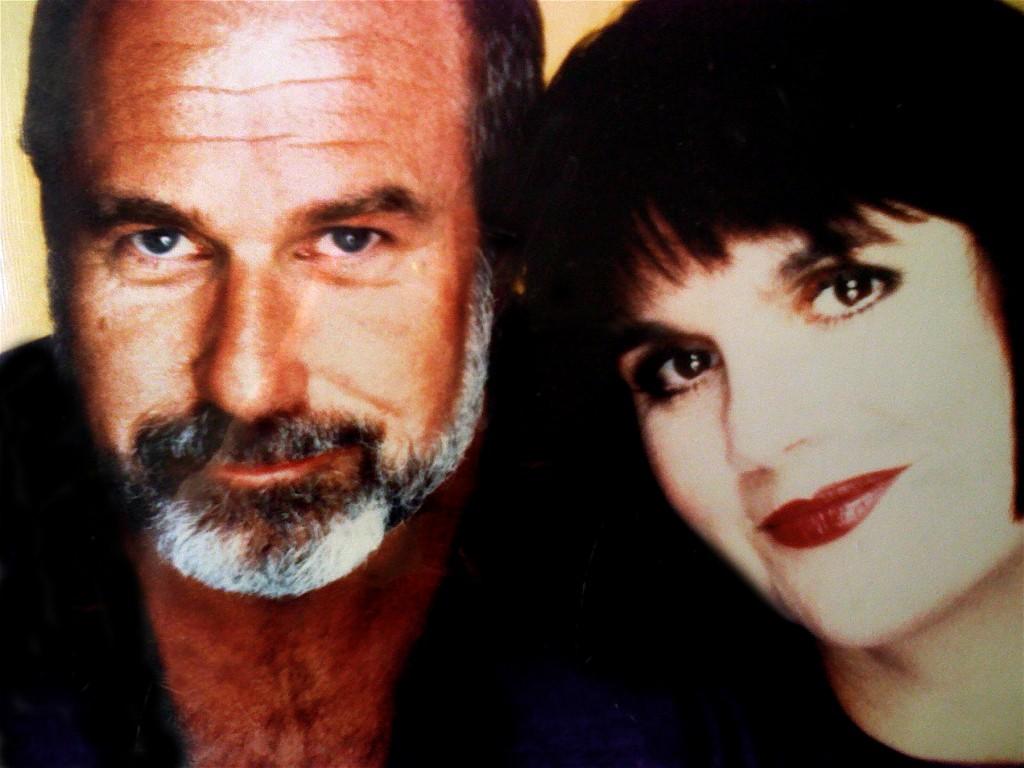 John Kosh and Linda Rondstadt
