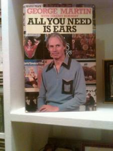 "Martin's 1980 memoir ""All You Need is Ears"""