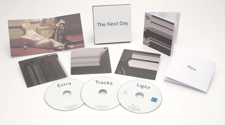 david bowie next day reissue  David Bowie The Next Day Extra