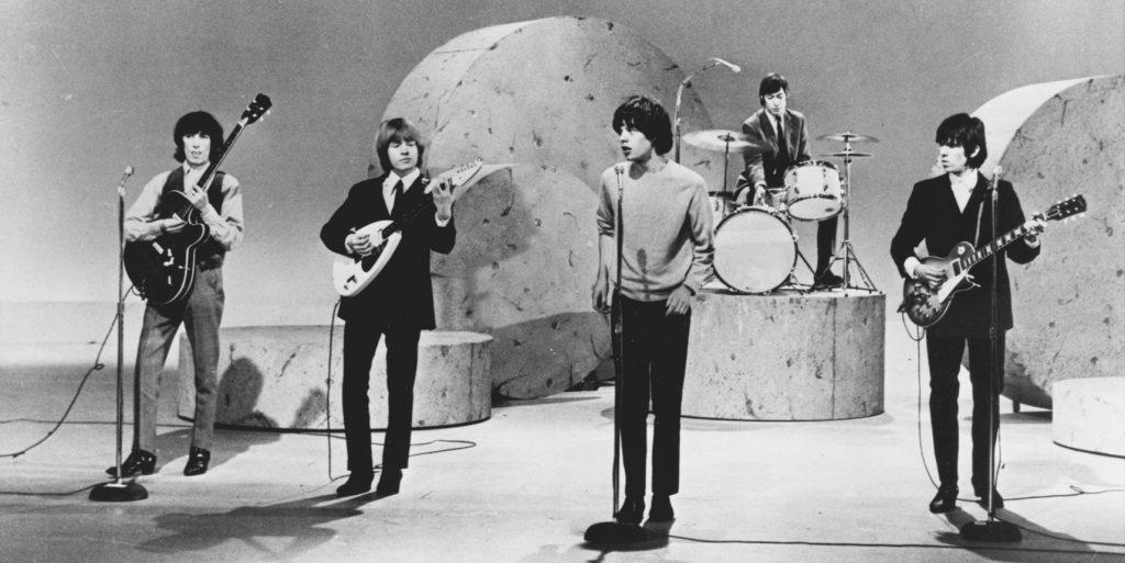 Classic Rolling Stones Tour Landmarks (Photo Essay)
