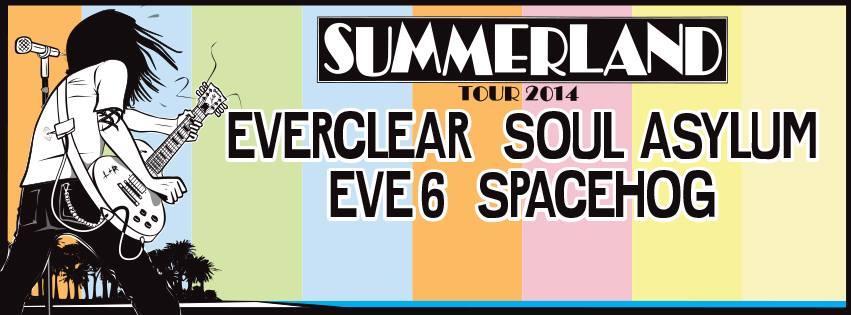 summerland 2014 poster banner