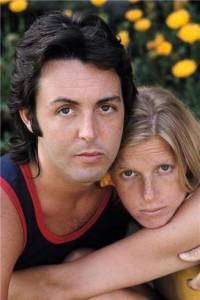 McCartney & Linda