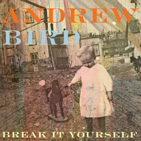 Andrew Bird Break It Yourself Art