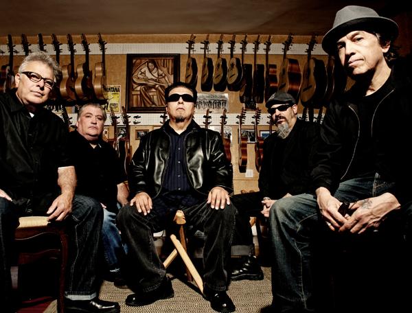 ¡Viva Los Lobos! (Interview with Steve Berlin)