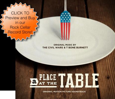 A Place at the Table T Bone Burnett Soundtrack buy