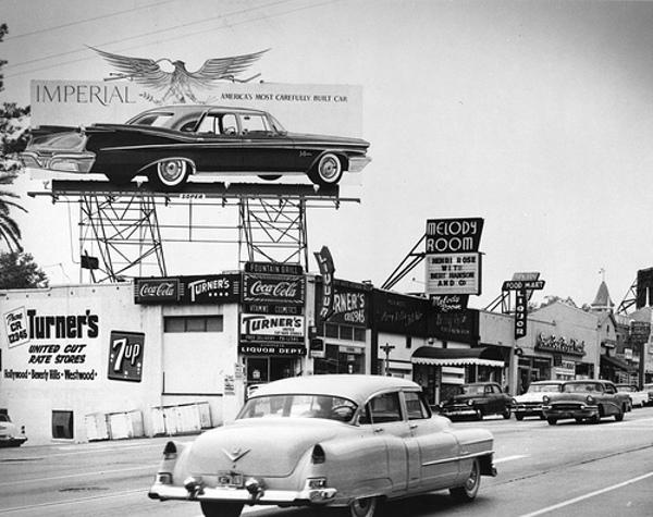 Melody Room Sunset Boulevard Strip