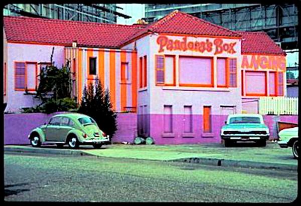 Pandoras Box Sunset Boulevard Strip