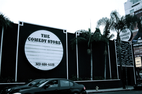 The Comedy Store Sunset Strip