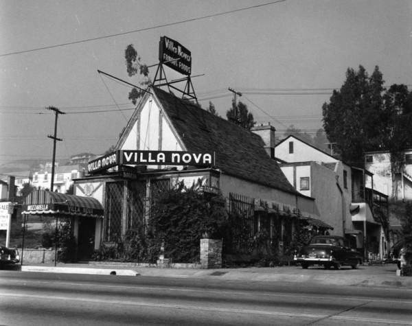 Villa Nova Sunset Boulevard Strip