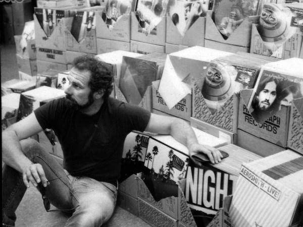 Kosh at Tower Records