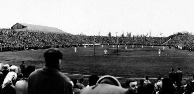 varsity stadium toronto