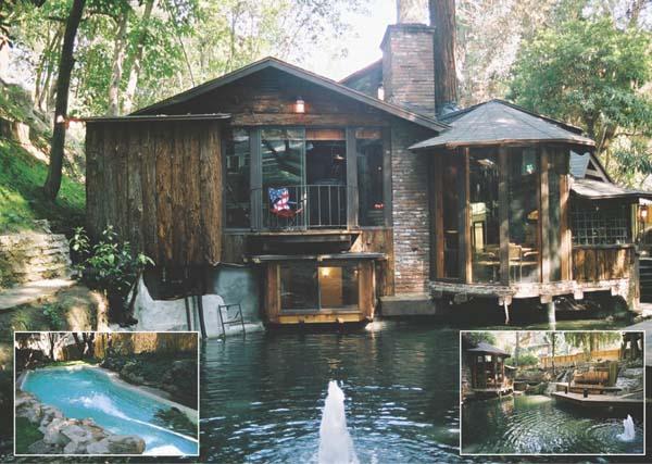 zappa cabin