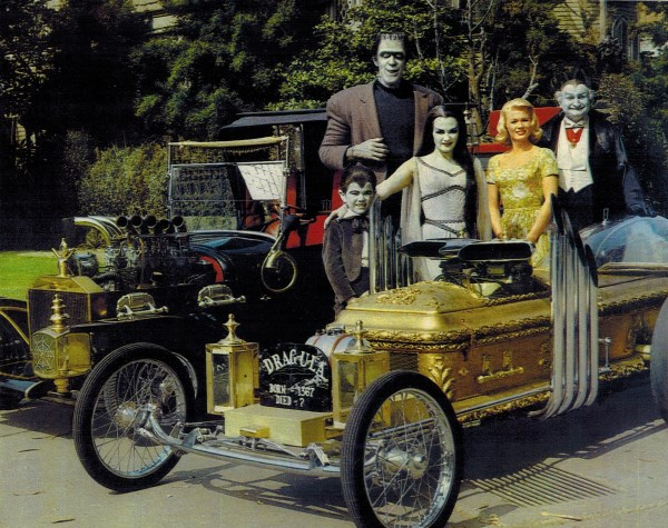 Munsters Cars