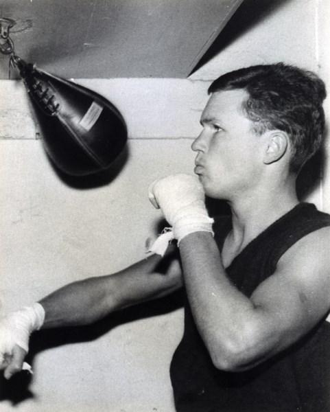 Kris Boxing