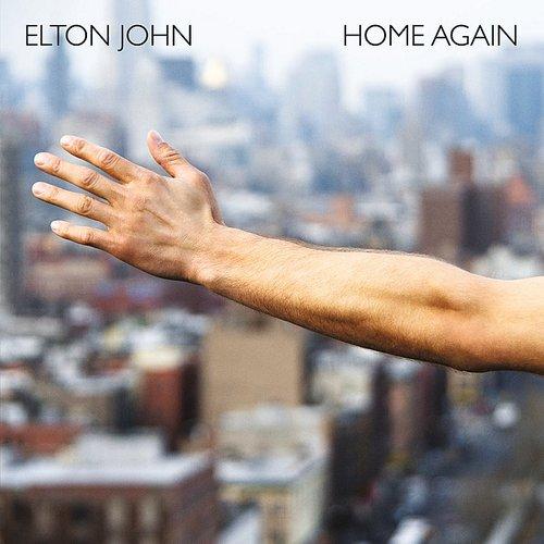 Watch Elton John's Lyric Video for New Single 'Home Again'