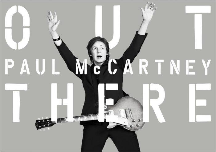 Paul McCartney Putting 'Finishing Touches' on New Album