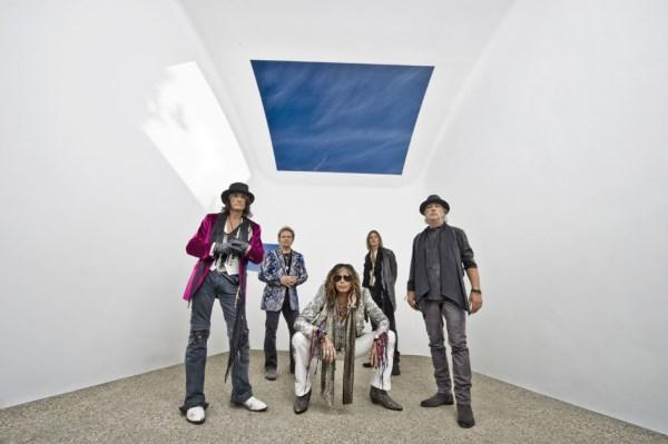 Aerosmith promo