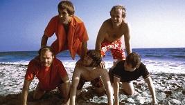 Brian Wilson, Al Jardine, Mike Love Interview Part 2