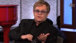 Watch Elton John's Visit to 'Jimmy Kimmel Live'