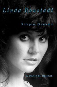 linda ronstadt simple dreams book