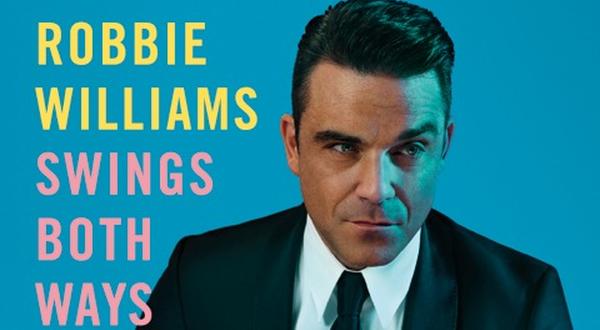 U.K. Singer Robbie Williams Readies New Album 'Swings Both Ways' for Release 11/18 (Preview)