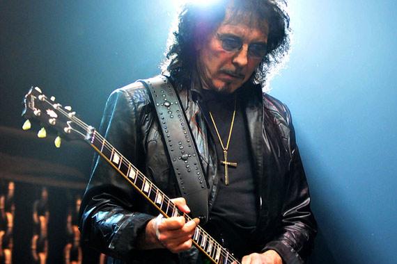 Black Sabbath Guitarist Tony Iommi: Through the Years (Interview)