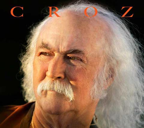 David Crosby Announces New Album, 'Croz' – Stream 'What's Broken' (Featuring Mark Knopfler)