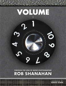 Click to buy the photo book by Rob Shanahan, Ringo's personal photographer since 2005.