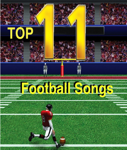 Top 11 Songs About Football