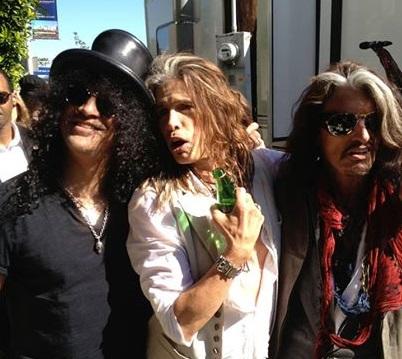 Aerosmith and Slash Announce 'Let Rock Rule' Summer Tour