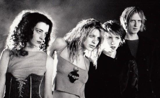 Courtney Love Reunites 'Classic' Hole Lineup