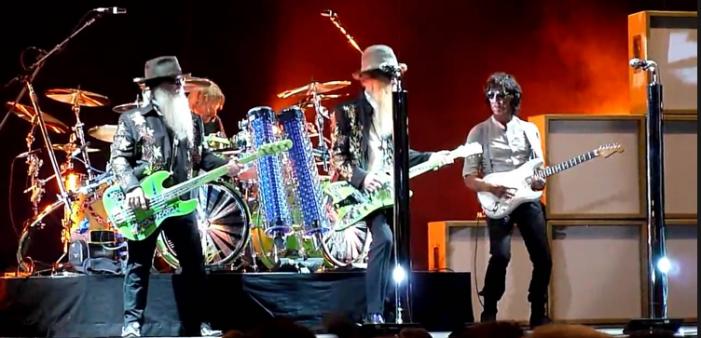 Buzz: ZZ Top/Jeff Beck Tour Canceled After Dusty Hill Injures Hip