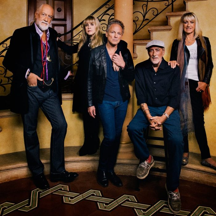 Buckingham McVie: New CD from Fleetwood Mac Pair Tentatively Coming in May
