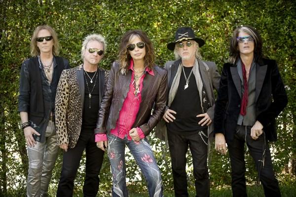 Aerosmith to Resume 'Let Rock Rule' Tour Tomorrow 8/16