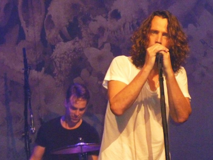 Stone Sour and Megadeth Both Covered Soundgarden's 'Outshined' in Tribute to Chris Cornell, and Ann Wilson Sang 'Black Hole Sun' – Watch