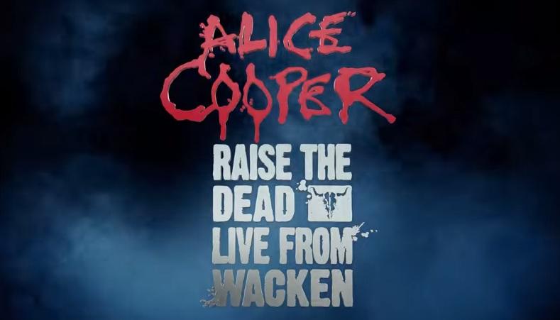 alice cooper wacken promo cap