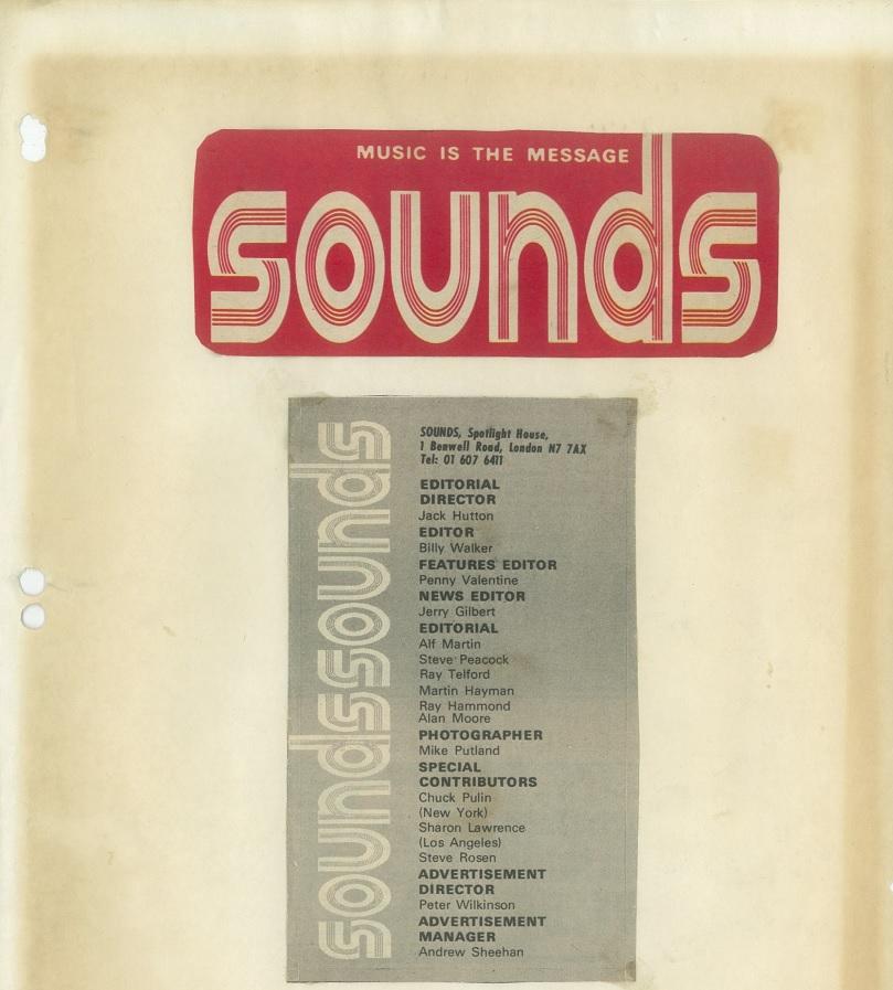 sounds scan edit