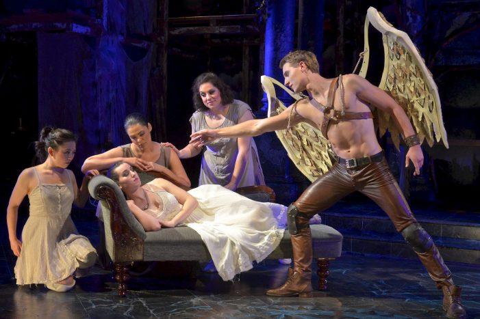 Psyche: Rock Opera Version of Greek Myth World Premieres