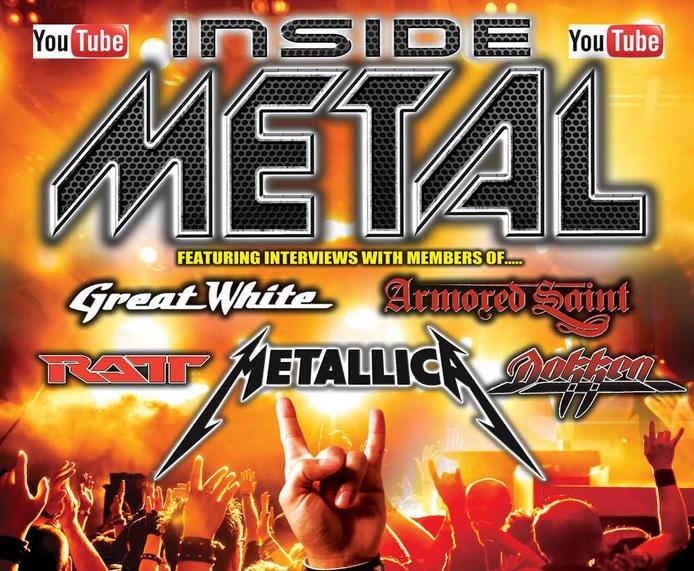 'Inside Metal: Pioneers of L.A. Hard Rock & Metal' Documentary Coming Soon (Video)