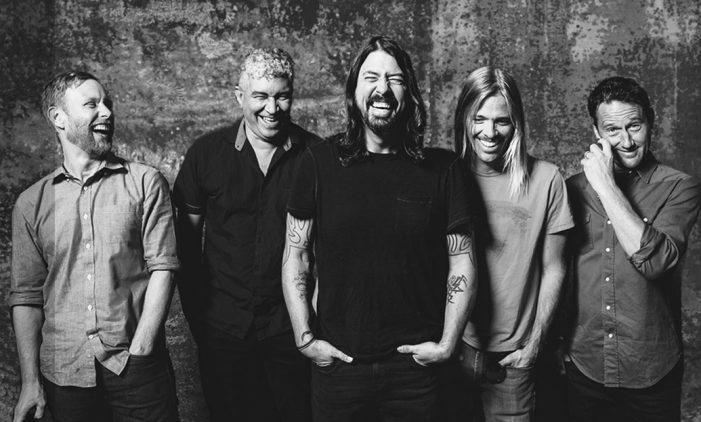 Foo Fighters Announce Huge U.K. Concert Dates for 2015