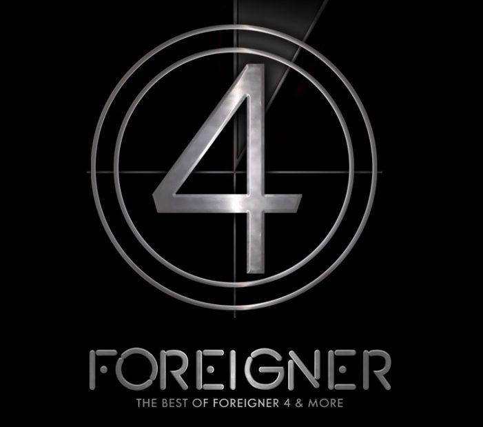 Foreigner Detail 'The Best of Foreigner 4 & More', Stream 'Juke Box Hero' (Listen)
