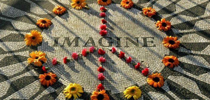NYC/John Lennon Imagine