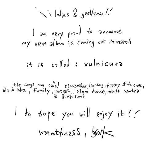 bjork vulnicura letter