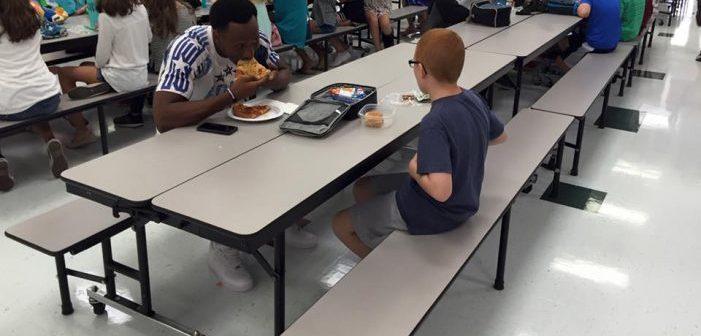 Travis Rudolph Boy Lunch