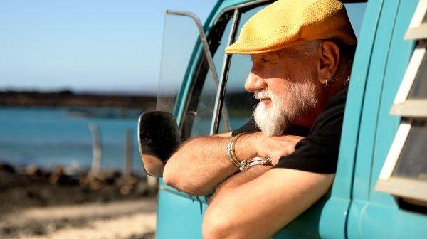 Mick Fleetwood of Fleetwood Mac (Photo: Shawn M. Hower)