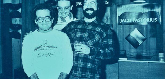 Steve Rosen, Jaco Pastorius and Peter Erskine