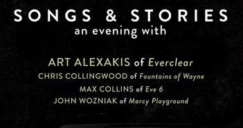 art alexakis acoustic tour 2019